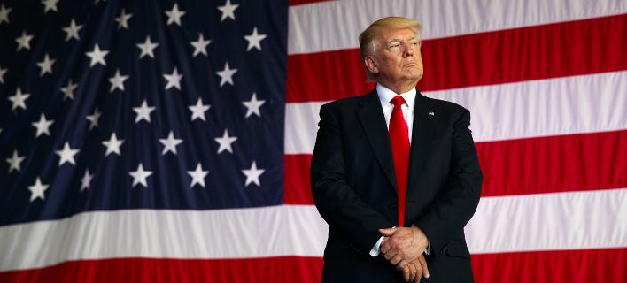 O Ντόναλντ Τραμπ/ Φωτογραφία AP images