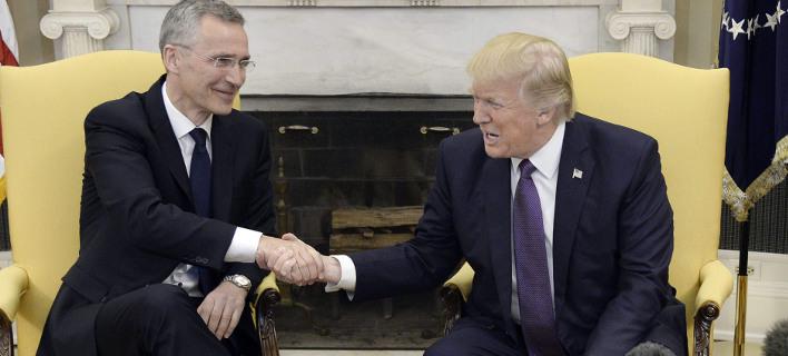 Στροφή 180 μοιρών από τον Τραμπ: Το ΝΑΤΟ δεν είναι παρωχημένο, είναι ασπίδα