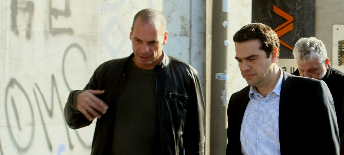 Süddeutsche: Για την ύφεση στην Ελλάδα ευθύνονται αποκλειστικά ο Τσίπρας και ο Βαρουφάκης