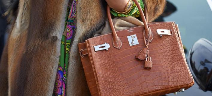 Δερμάτινη τσάντα /Φωτογραφία: Shutterstock