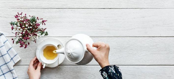 Ενα φλιτζάνι τσάι, Φωτογραφία: Unsplash