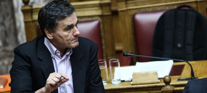 Ανησυχούν στο Μαξίμου για το περιεχόμενο της λύσης που προωθείται για το Εurogroup