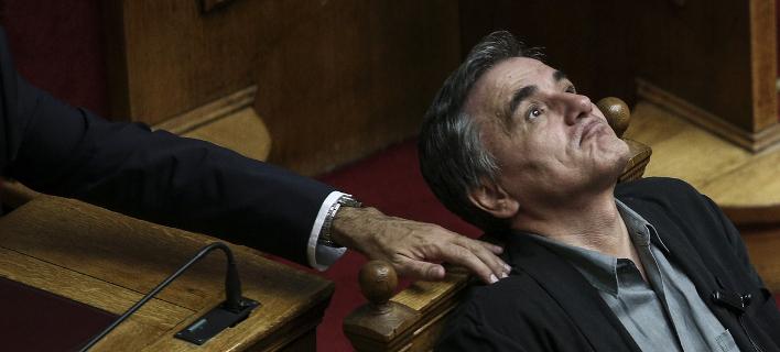 Ο Τσακαλώτος υπονόησε Grexit; Ο ίδιος το διαψεύδει