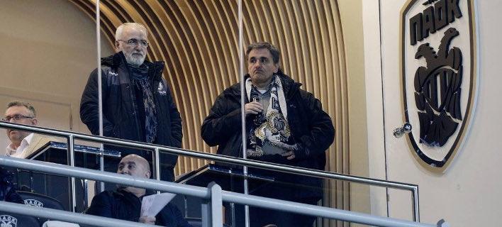 Κωνσταντινόπουλος: Ο Τσακαλώτος πήγε γήπεδο και δεν απάντησε σε ερώτηση για το Ελληνικό