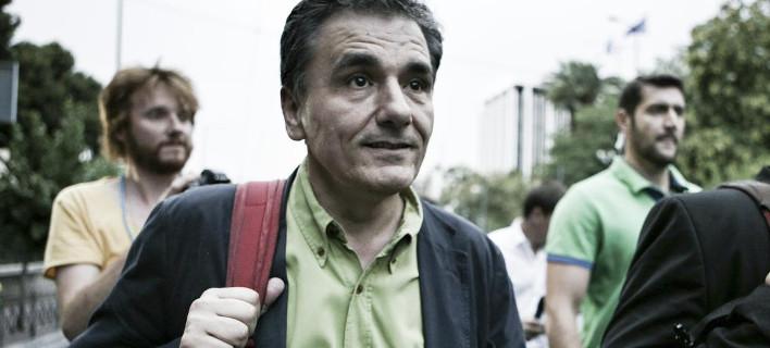 Νέος υπουργός Οικονομικών ο Ευκλείδης Τσακαλώτος -Ορκίζεται στις 20:00