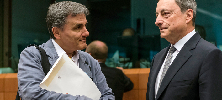 Τι κρύβει η κόντρα Τσακαλώτου-Ντράγκι -Το «θερμό επεισόδιο» στο Eurogroup