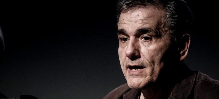 Για την αναπτυξιακή στρατηγική της Αθήνας μίλησε στη βρετανική εφημερίδα ο Ευκλείδης Τσακαλώτος/Φωτογραφία: Eurokinissi