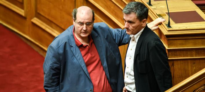 Η υπόθεση Novartis διχάζει και τον ΣΥΡΙΖΑ /Φωτογραφία: Intime News