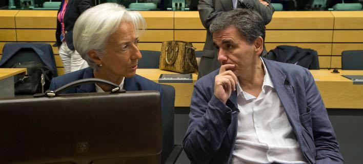 Bloomberg: Η Αθήνα σκέφτεται πρόωρη εξόφληση του ΔΝΤ ενόψει των εκλογών