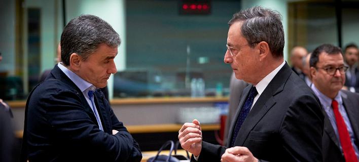Ενταση μεταξύ Τσακαλώτου-Ντράγκι για τους πλειστηριασμούς -Φωτογραφία αρχείου: European Union