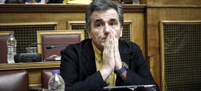 Δεν έχει τέλος η εσωκομματική κριτική εντός του ΣΥΡΙΖΑ / EUROKINISSI: ΓΙΩΡΓΟΣ ΚΟΝΤΑΡΙΝΗΣ