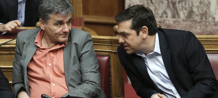 Ολα όσα έγιναν στο Πολιτικό Συμβούλιο του ΣΥΡΙΖΑ -Οσα είπαν Τσίπρας και Τσακλώτος