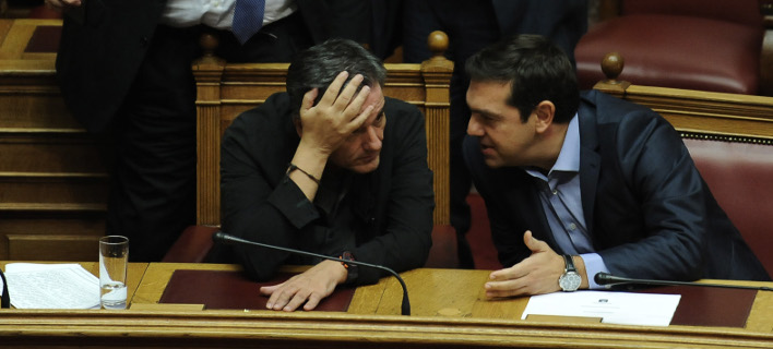 Η κυβέρνηση τρέμει νέο «ναυάγιο» στο Eurogroup -Επικοινωνία Τσίπρα με Μέρκελ και Μακρόν