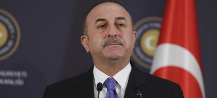Τσαβούσογλου: Κοινή επιχείρηση Αγκυρας-Βαγδάτης εναντίον Κούρδων μαχητών