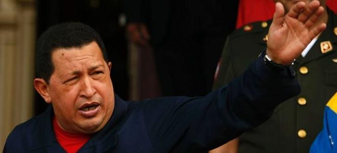 O Τσάβες συναντά στον παράδεισο τον Τσε Γκεβάρα και τον Σαλβαδόρ Αλιέντε!