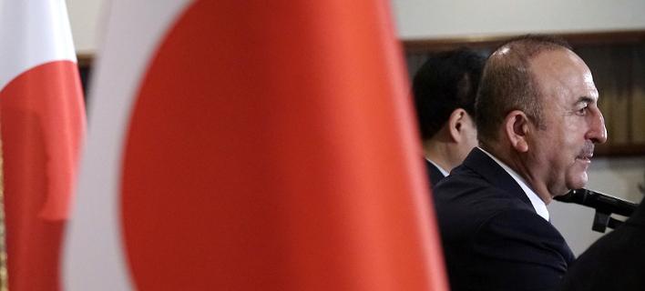 Ο Μεβλούτ Τσαβούσογλου, Φωτογραφία: AP