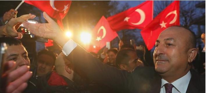 Βόμβα: Η Τουρκία διακόπτει τη συμφωνία με την Ελλάδα για τους πρόσφυγες