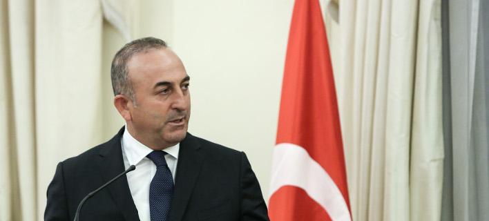 Ο Τούρκος υπουργός Εξωτερικών Μεβούτ Τσαβούσογλου- φωτογραφία intimenews