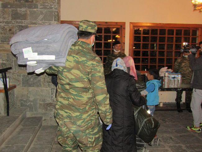 Έκλεισε το Κέντρο Φιλοξενίας Προσφύγων στο Τσεπέλοβο Ζαγορίου
