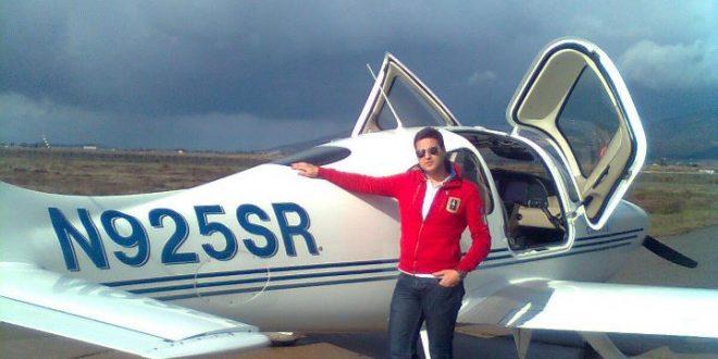 Αυτός είναι ο 32χρονος χειριστής του μοιραίου Τσέσνα-Ήταν πιλότος της Πολεμικής Αεροπορίας[photos]
