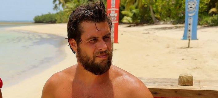 Γιάννης Τσίλης (Φωτογραφία: Survivor Greece)