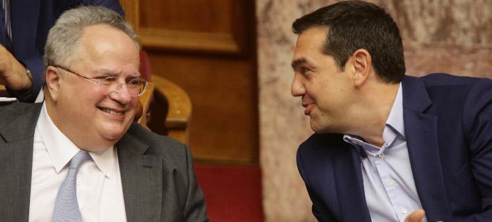 Τα ΜΜΕ της ΠΓΔΜ για την παραίτηση Κοτζιά -Φωτογραφία αρχείου: EUROKINISSI/ΓΙΑΝΝΗΣ ΠΑΝΑΓΟΠΟΥΛΟΣ