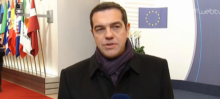 Τσίπρας από Βρυξέλλες: Δεν θα δεχτούμε να χάσει πόρους η Ελλάδα -Ατολμες αποφάσεις της ΕΕ