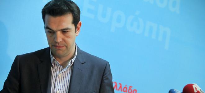 Τσίπρας: Η Ελλάδα κινδυνεύει με κοινωνικό ολοκαύτωμα
