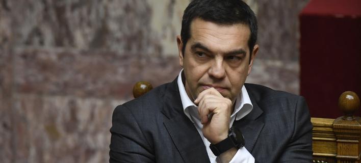 Κάλπες τον Μάιο σκέφτεται ο Τσίπρας -Κλείνει το μάτι σε ψηφοφόρους από ΚΙΝΑΛ και Ποτάμι