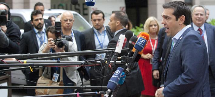 Τσίπρας:Το Grexit αποτελεί παρελθόν, πετύχαμε πολλά, δύσκολη η συμφωνία