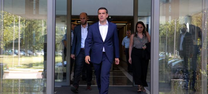 Αλέξης Τσίπρας (Φωτογραφία: IntimeNews/ΣΤΕΦΑΝΟΥ ΣΤΕΛΙΟΣ)