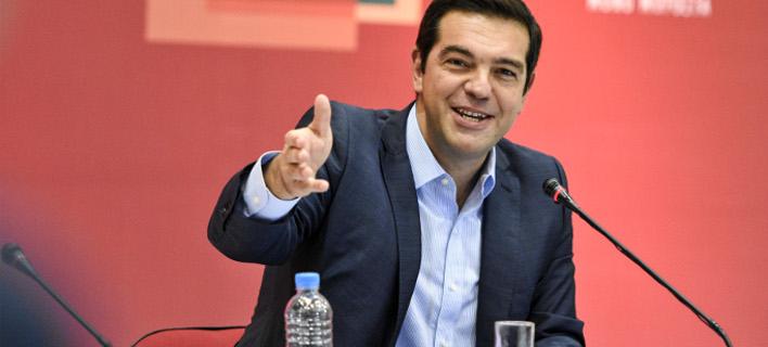 Τι θα τάξει ο Αλέξης Τσίπρας στη ΔΕΘ; /Φωτογραφία Αρχείου: Intime News