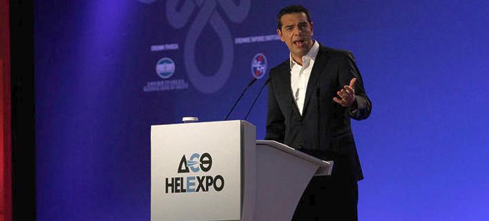 Τα νέα «ΘΑ» του Αλέξη Τσίπρα για ανάπτυξη από το βήμα της ΔΕΘ - Από το Grexit πηγαίνουμε στο Grinvest