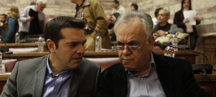 Το οικονομικό σχέδιο της κυβέρνησης ΣΥΡΙΖΑ