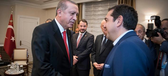 Παρασκηνιακές επαφές Μαξίμου-Aγκυρας για την επίσκεψη Ερντογάν /Φωτογραφία: Intime News