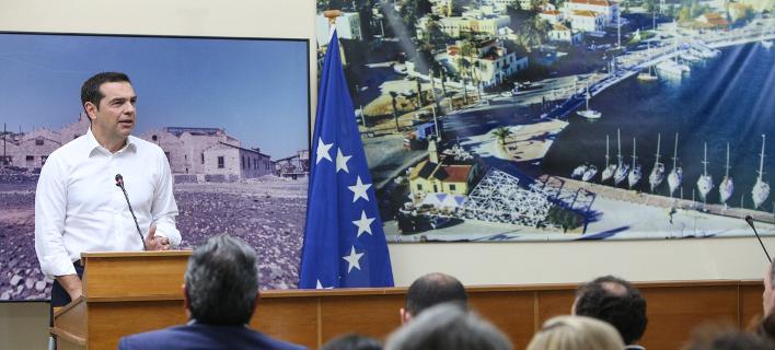 Αλέξης Τσίπρας /Φωτογραφία Αρχείου: George Vitsaras / SOOC
