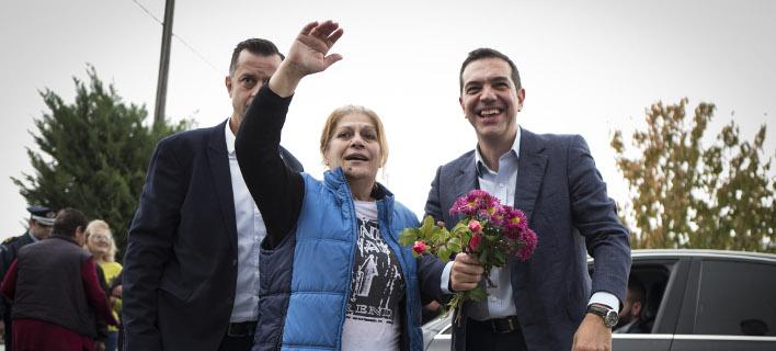 ΦΩΤΟΓΡΑΦΙΑ: EUROKINISSI / Γ.Τ. Πρωθυπουργού/Andrea Bonetti