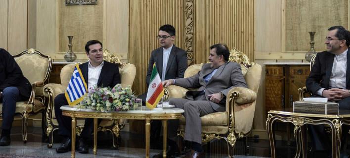 Οι συμφωνίες που θα υπογράψει ο Τσίπρας με το Ιράν [λίστα]