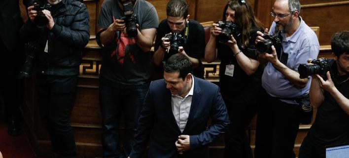 FT: Oι Ευρωπαίοι έκαναν λάθος που θεώρησαν τον Τσίπρα σοβαρό εταίρο