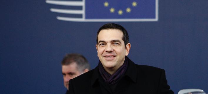 Ο Αλέξης Τσίπρας (Φωτογραφία: IntimeNews/© European Union)
