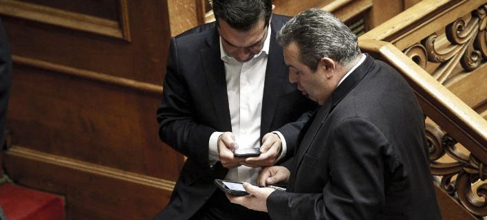 Ρήξη ή λυση: Σκοπιανό και Ιβάν Σαββίδης κρίνουν το μέλλον της συγκυβέρνησης ΣΥΡΙΖΑ-ΑΝΕΛ
