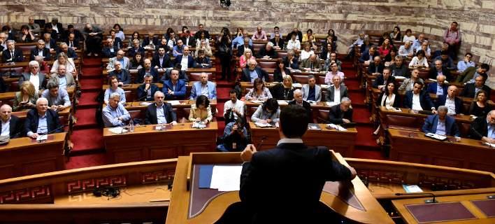 Προεκλογικά διλήμματα στην ομιλία Τσίπρα -Διχασμός και πόλωση, όπως το 2015