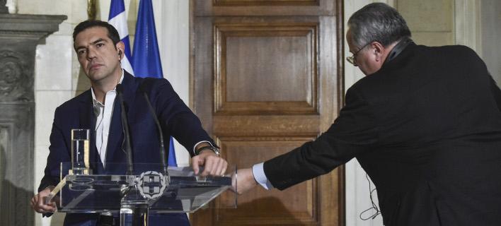 Στροφή Τσίπρα -Ψάχνει συναίνεση στα θέματα εξωτερικής πολιτικής μετά τη «φουρτούνα» Κοτζιά για την αιγιαλίτιδα ζώνη