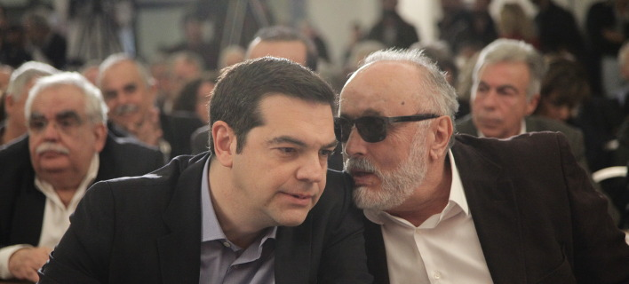 Ενόχληση στην Κ.Ο. του ΣΥΡΙΖΑ με τον Π. Κουρουμπλή / Φωτογραφία: InTime News