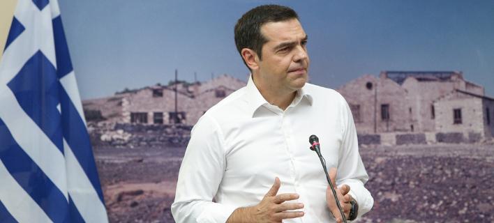 Ο πρωθυπουργός προανήγγειλε 3.200 κατεδαφίσεις αυθαιρέτων / Φωτογραφία: George Vitsaras / SOOC
