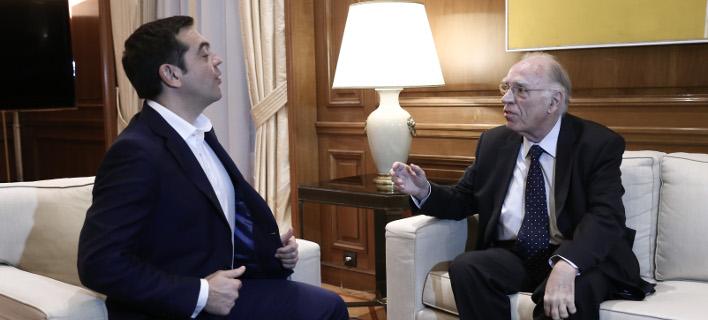 Λεβέντης σε Τσίπρα: Οσο ζω θα πολεμάω τη συμφωνία -Iστορικό λάθος να δώσουμε το όνομα «Μακεδονία»