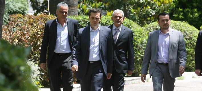 ΣΥΡΙΖΑ: Ναι σε συνάντηση με Σαμαρά, όχι με Βενιζέλο