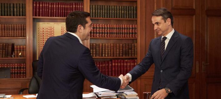 Νέα δημοσκόπηση: Προβάδισμα 10 μονάδων για ΝΔ -31% έναντι 21% του ΣΥΡΙΖΑ