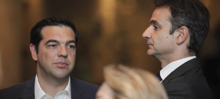 Δημοσκόπηση MRB: Διψήφιο προβάδισμα για τη ΝΔ με 11,9% έναντι του ΣΥΡΙΖΑ