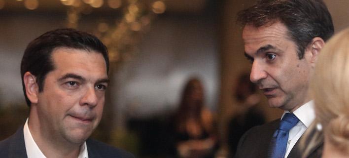 Pulse: Η ΝΔ μπροστά με 8 μονάδες -Κέρδισε στη ΔΕΘ ο Μητσοτάκης